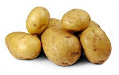 Kljukuša - aardappelkoek