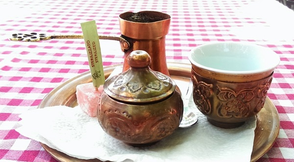 Bosnische koffie