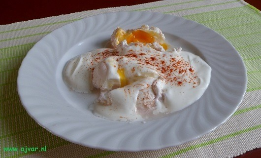 Panagyurishte eieren