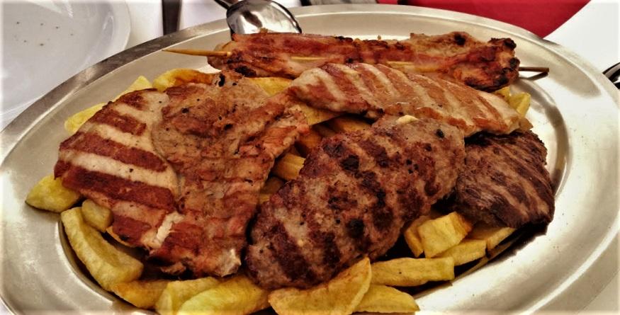 Saus voor geroosterd vlees
