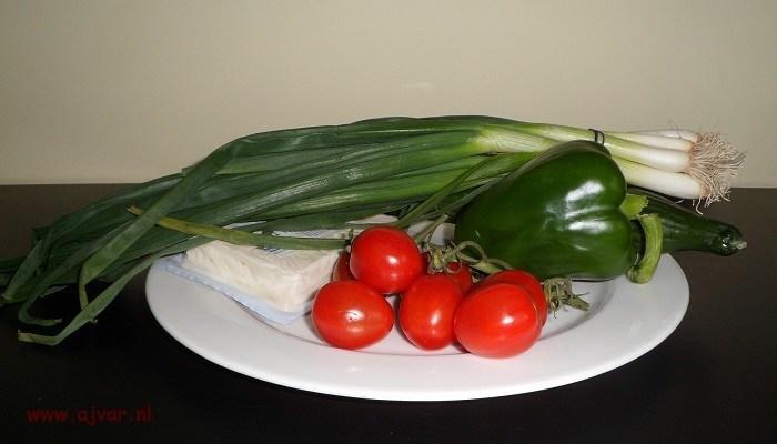 sjopska salade