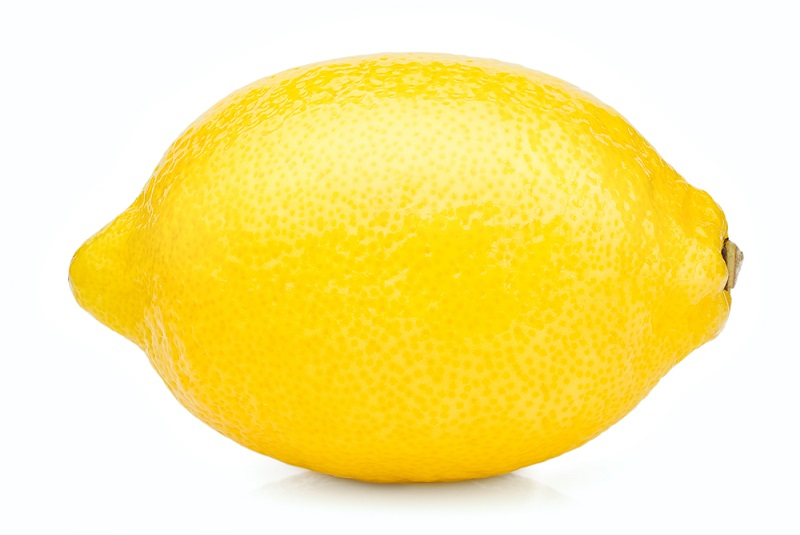 Pasta met citroencrème