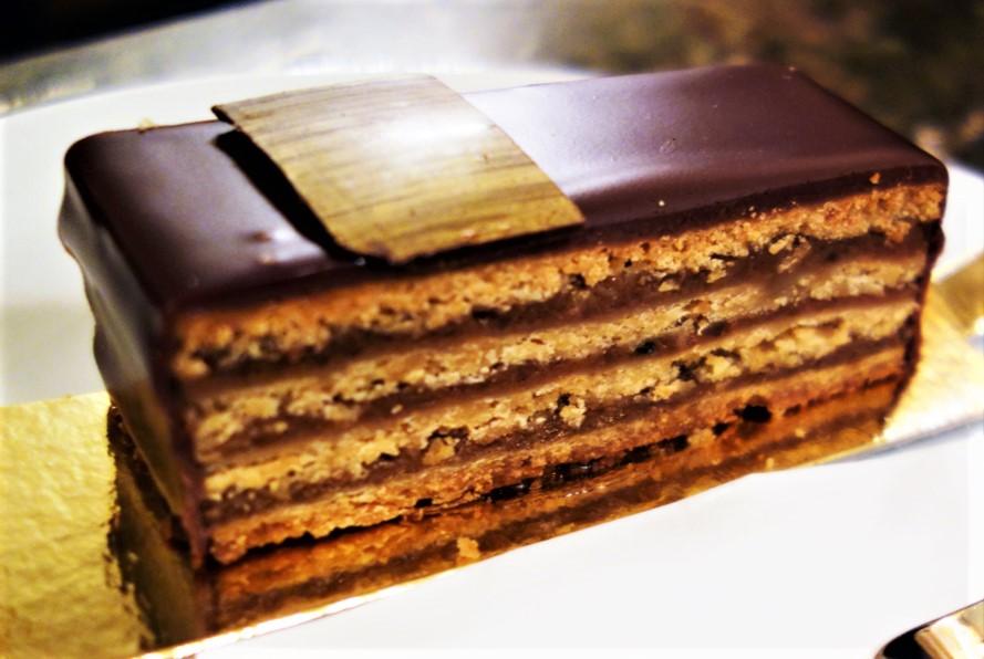 Gerbeaud taart