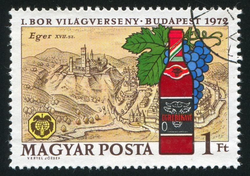 Hongaarse wijn - stierenbloed
