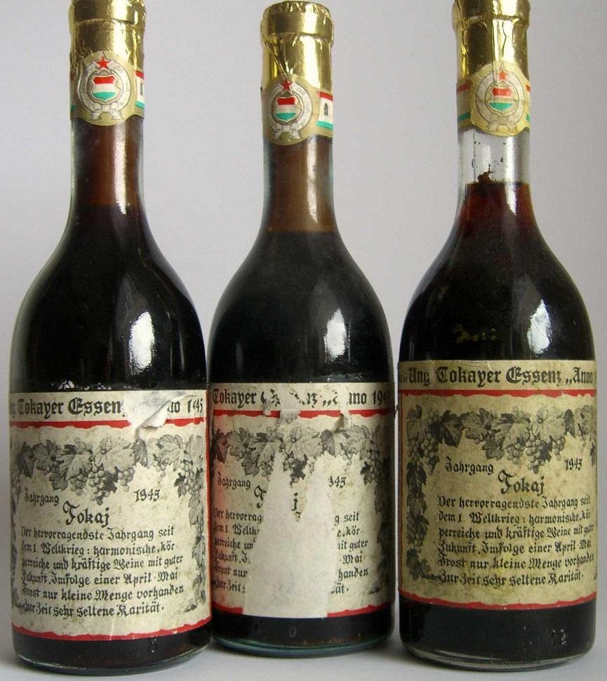 Hongaarse wijn - Tokaji
