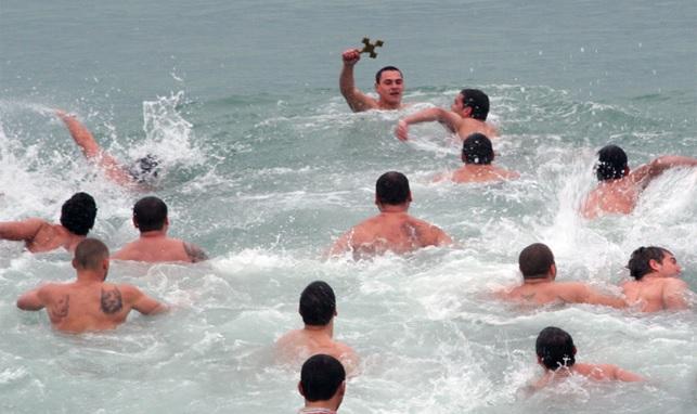 Vissoep uit Ohrid