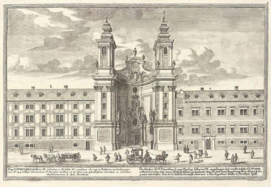 Dorotheerkloster Wien