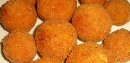 aardappelkroketjes met kaas