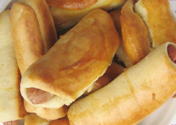 Roemeense worstenbroodjes