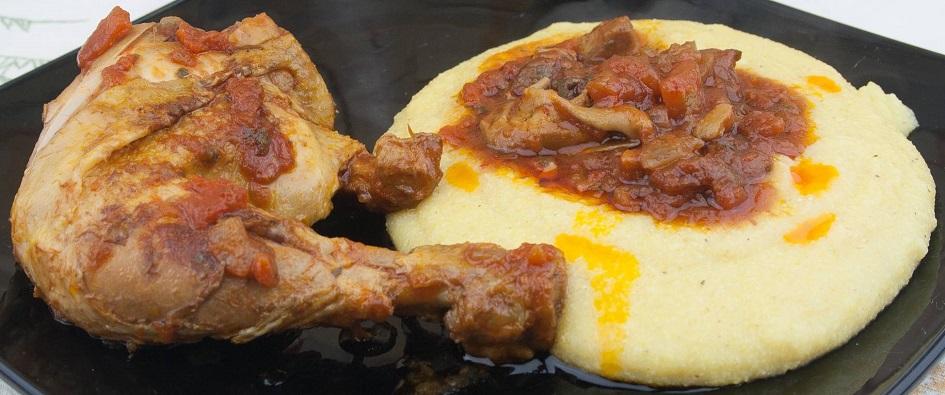Samarură van kip op boerenwijze