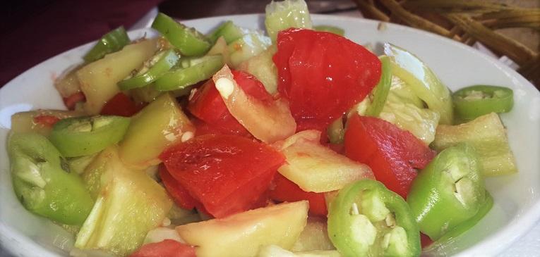 Servische salade