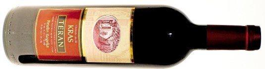 wijnsoep met prosciutto