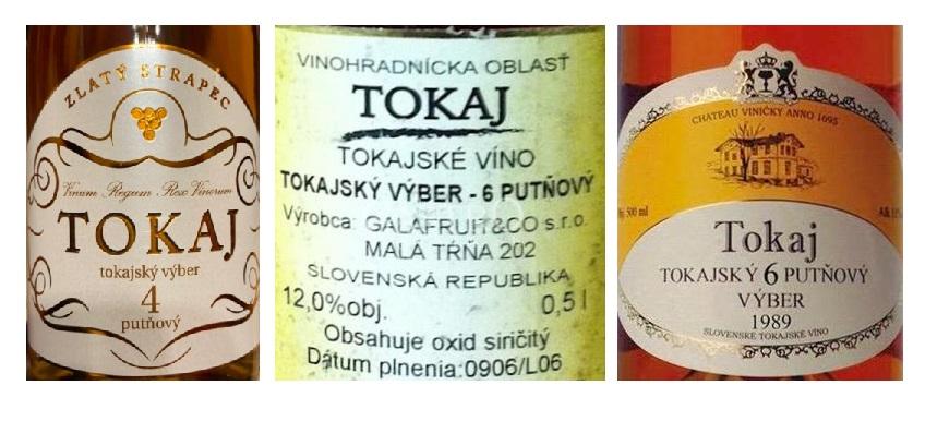 Slowaakse wijn - Tokaj