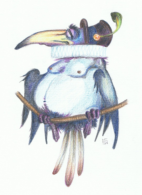 Spaanse vogel