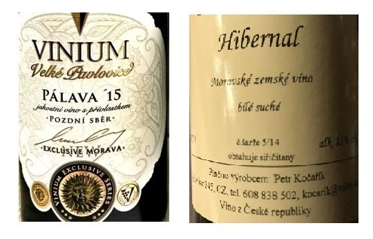 Tsjechische wijn
